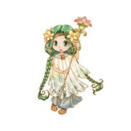 Harvest Moon: Linking the New World - Goddess   oprainfall