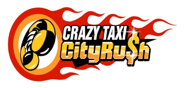 Crazy Taxi: City Rush - Logo | oprainfall