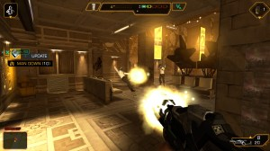 Fighting Panamanian Gangsters | Deus Ex: The Fall (Windows)