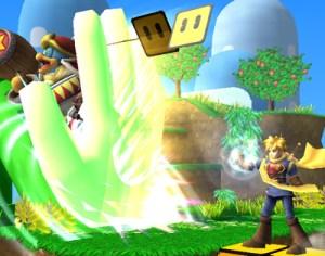 Super Smash Bros. Brawl: Isaac Assist Trophy