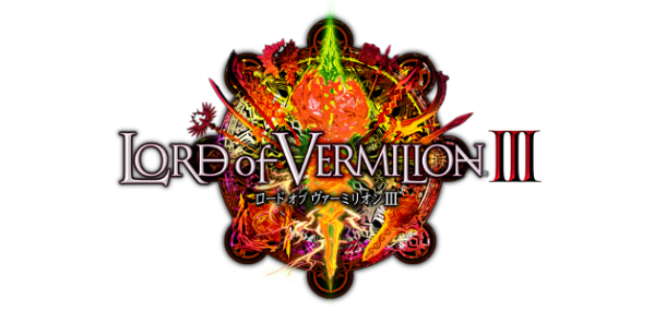 Lord of Vermilion III - Logo | oprainfall