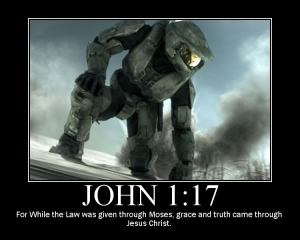 Master Chief John 117
