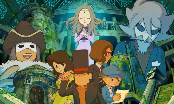 Professor Layton and the Azran Legacy | Final Word