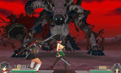 Senran Kagura 2: Deep Crimson | oprainfall