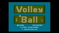 Title Screen | Volleyball
