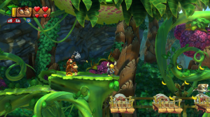 Donkey Kong Country: Tropical Freeze | Peanut Gun