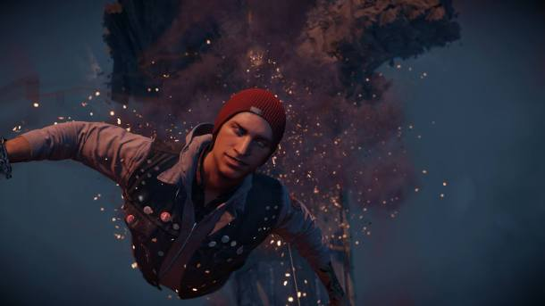 inFAMOUS: Second Son | Delsin Rowe