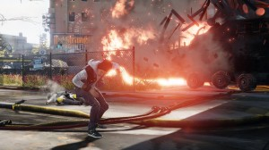 inFAMOUS: Second Son | Explosion