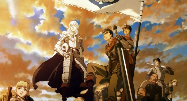 Berserk: The Golden Age Arc | Band of the Hawk