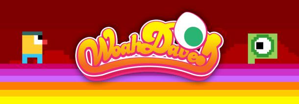 Woah Dave - Large Logo | oprainfall