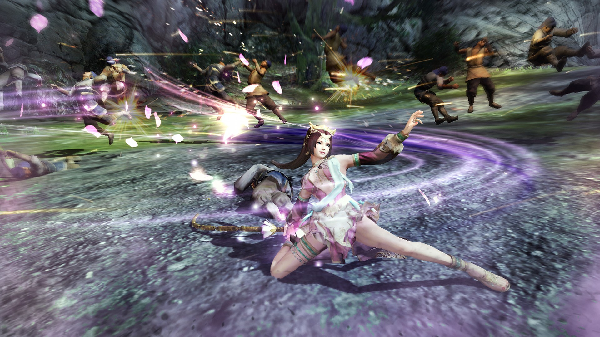 Review Dynasty Warriors 8 Xtreme Legends Complete Oprainfall Game Ps4 Edition Diaochan