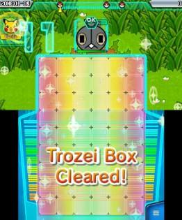 Pokemon Battle Trozei | Trozei Box Clear
