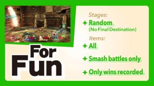 Super Smash Bros - For Fun