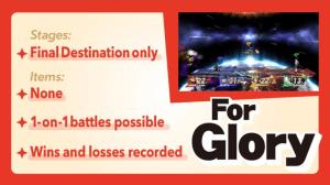 Super Smash Bros - For Glory