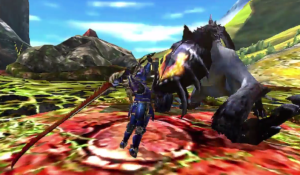 Monster Hunter 4 Ultimate | Kechawacha Blue