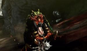 Monster Hunter 4 Ultimate   Tetsukabura Green