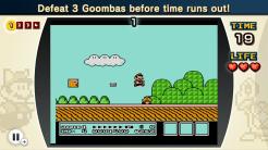 NES Remix 2 - Super Mario Bros 3 Goombas   oprainfall