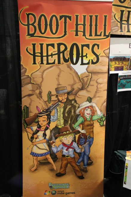 Boot Hill Heroes—PAX East 2014 Display | oprainfall