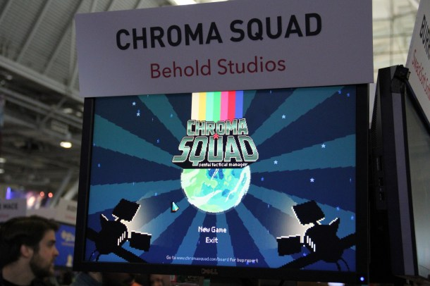 Chroma Squad - PAX East 2014 | oprainfall
