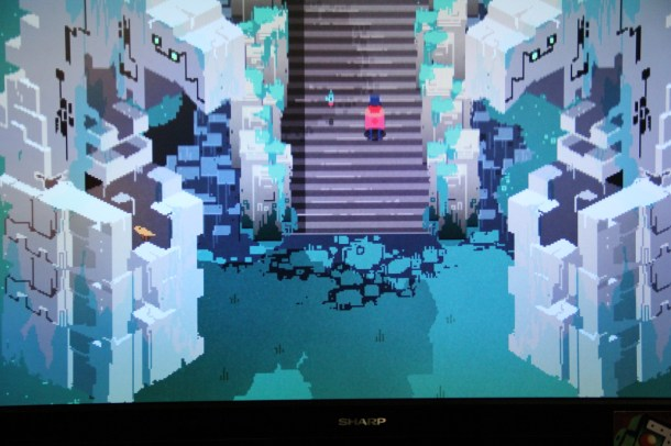 Hyper Light Drifter—PAX East 2014 | oprainfall