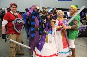 Legend of Zelda Hilda Cosplay