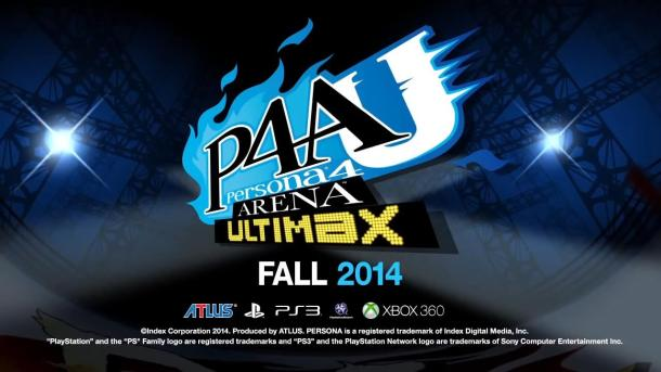 Persona 4 Arena Ultimax | oprainfall