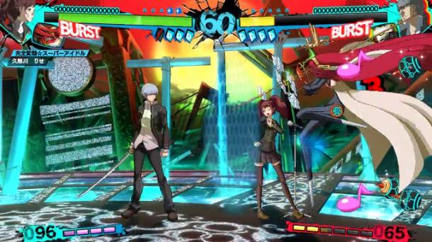 Rise Kujikawa - Persona 4 Arena: Ultimax | oprainfall