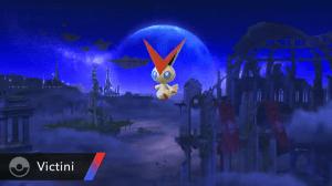 Super Smash Bros - Pokemon Victini