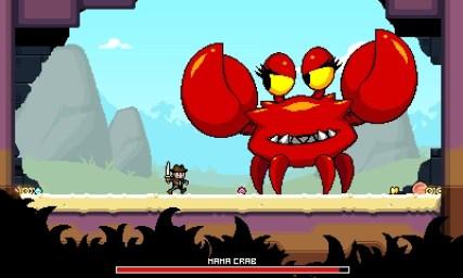 Treasurenauts - Mama Crab   oprainfall
