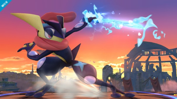 Super Smash Bros.—Greninja