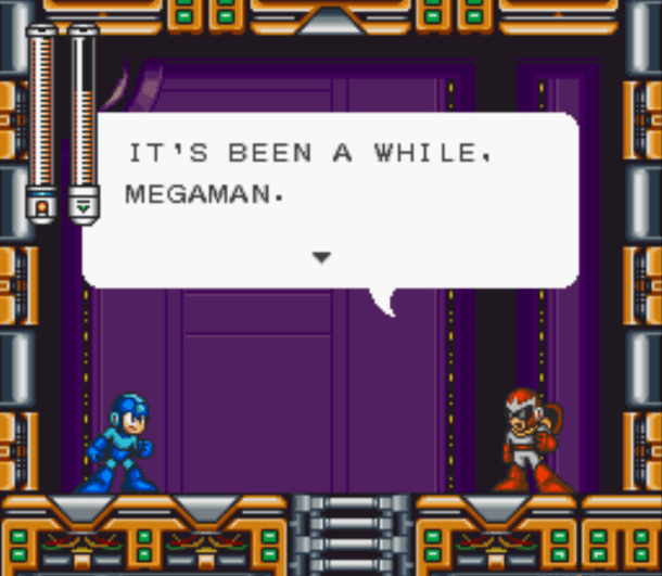 Mega Man VII | Proto Man