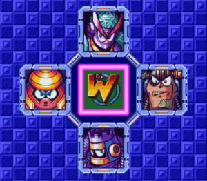 Mega Man VII | Stage Select