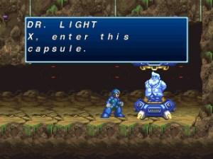 Mega Man X4 | Capsule