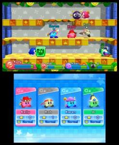 Kirby: Triple Deluxe - Kirby Fighters   oprainfall