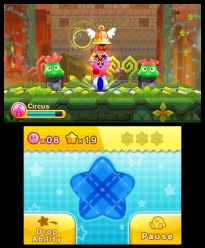 Kirby: Triple Deluxe - Circus | oprainfall