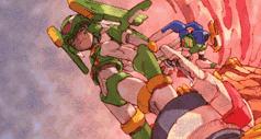 Mega Man Zero 2 | Harpuia