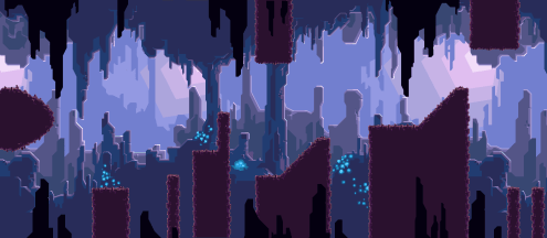 Adventures of Pip - Caves mockup