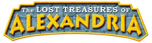 Lost Treasure of Alexadria - Logo