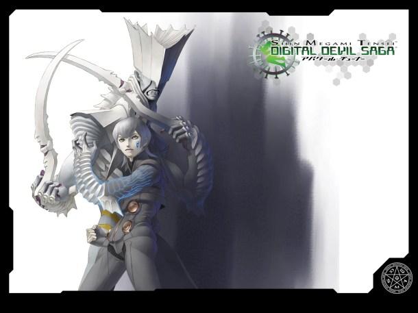 Digital Devil Saga | oprainfall