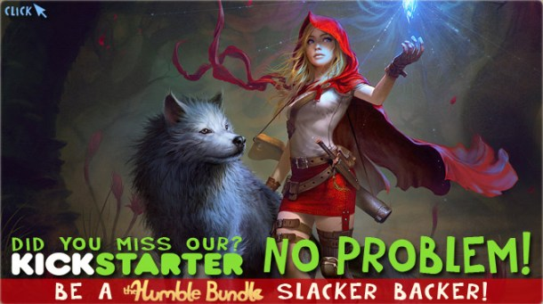 Slacker Backer Ad | Dragon Fin Soup