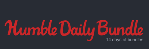 Humble Daily Bundle | oprainfall
