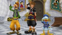 Kingdom Hearts HD 2.5 ReMIX - Kingdom Hearts II | Event 01