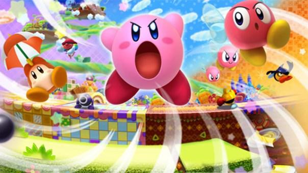 Kirby: Triple Deluxe - Cover Art | oprainfall
