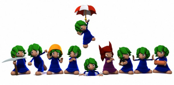 Lemmings Group | oprainfall