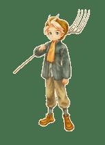 Main Character - Male