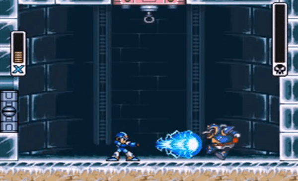 Mega Man X | Boss Fight