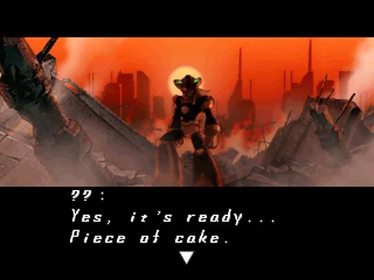 Megaman X5 | Story Cutscene