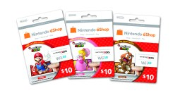 N3DS Photos with Mario - eShop Cards