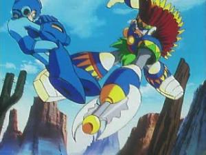 Mega Man 8 | Tomahawk