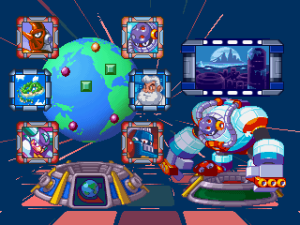 Mega Man 8 | Stage Select